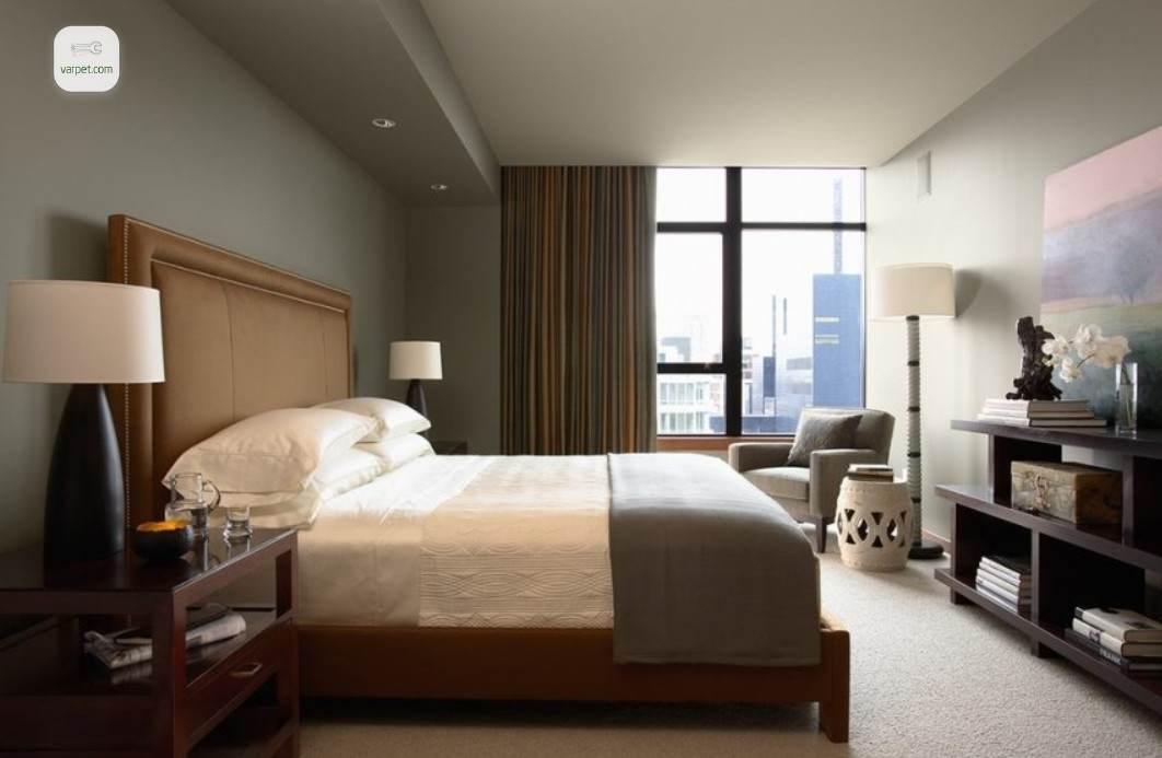 Gypsum plasterboard overhead bed
