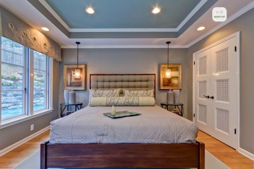 Bedroom Spot Lighting