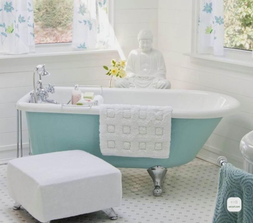 ПВХ-панели в отделке стен ванной
