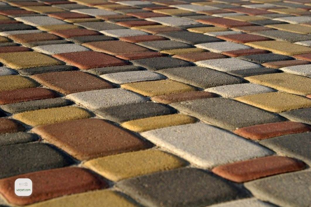 """Paving tiles """"Old City"""""""